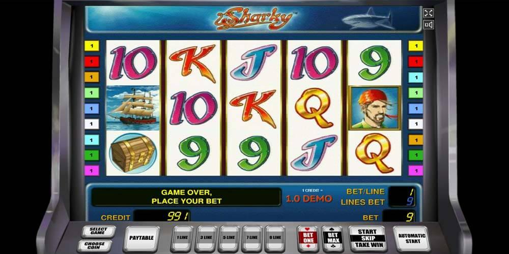 Игровые автоматы бесплатно sharky игровые автоматы maxbetslots.com